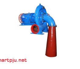Jual Francis Turbine 20kw hydro turbine generator Murah di surabaya