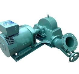 Turgo Turbine 15kw Hydro turbine generator series